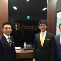 プルデンシャル生命保険会社さん(名古屋)で講演させていただきました!