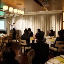 愛知教育大学同窓会豊橋支部青年部さま 教員の皆様に向けて講演させていただきました!