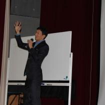 感動!ビックリ! 香川県三豊市にて講演させていただきました。 教育講演家 木村玄司