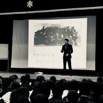【愛知県内の中学校さんにて講演させていただきました!】 教育講演家 木村玄司