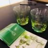 講演先からとっても素敵なグラスをいただきました! 教育講演家 木村玄司