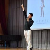 【愛媛県八幡浜市立八代中学校様から講演会の感想を送っていただきました。】 教育講演家 木村玄司