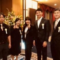 【日本のエンターテイメントを支えている皆様と。】 教育講演家 木村玄司