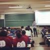 【大分大学にてリーダーシップ研修】 教育講演家 木村玄司