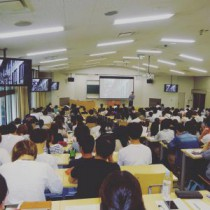 【教師という職業は…】 大阪教育大学様にて講演   教育講演家 木村玄司